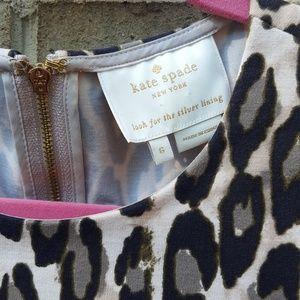 kate spade Dresses - Kate Spade cheetah dress